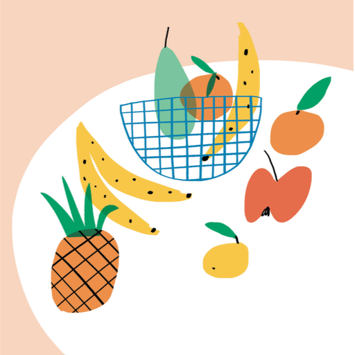 Fruit Bowl Still Life Marks and Spencer