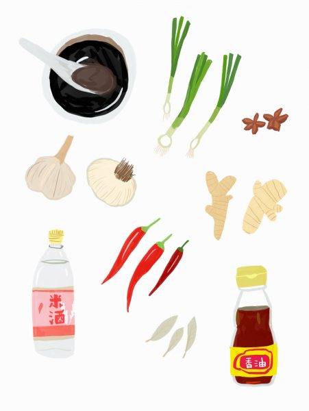 Taiwanese cooking essentials