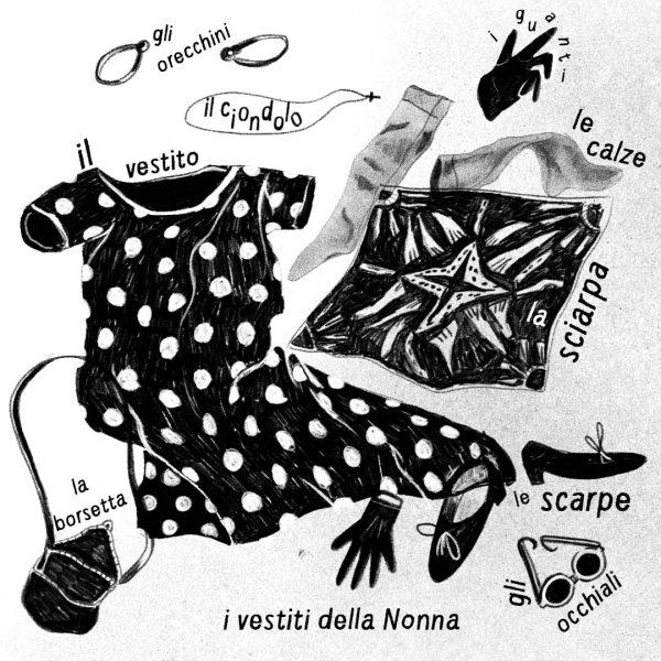 I vestiti della Nonna