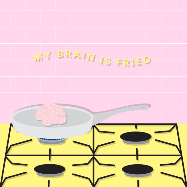 Fried Brain