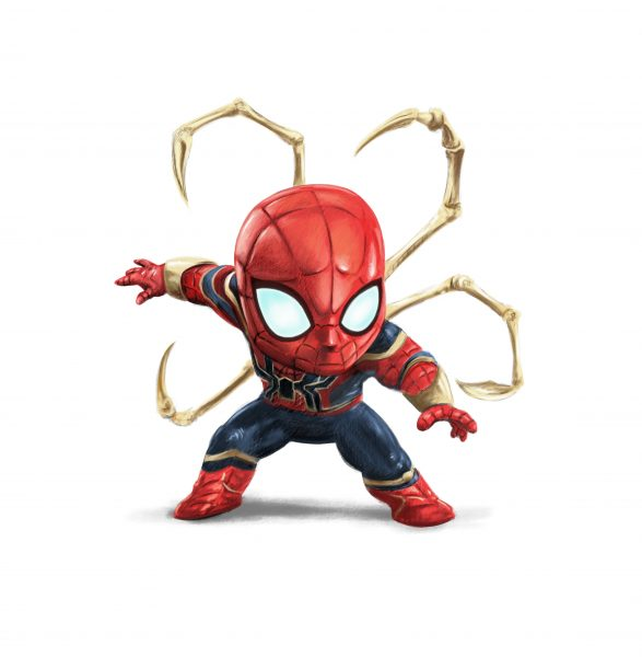spider funko