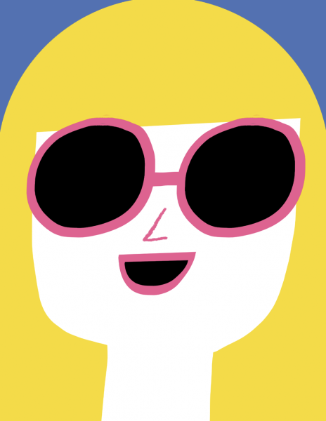 sunny-happy-girl-blond-hair-merchesico-digital-cool-illustration.png
