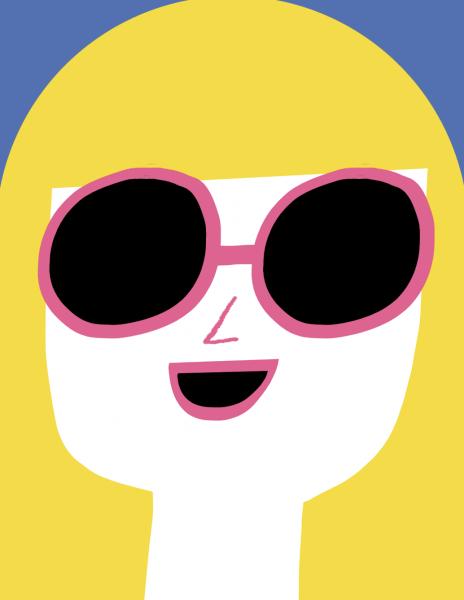 sunny-happy-girl-blond-hair-merchesico-digital-cool-illustration.png