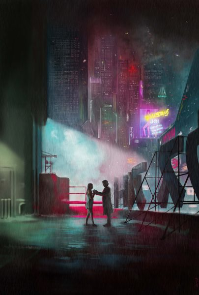 Blade Runner 2049 'More human than human?'