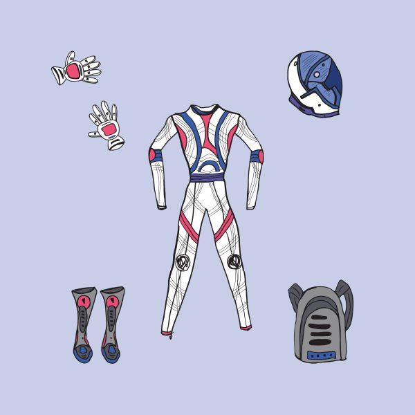 Bio Spacesuit and Tools