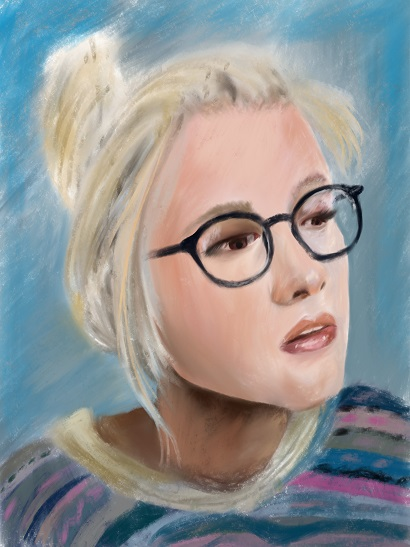 Blonde_Glasses_Study_