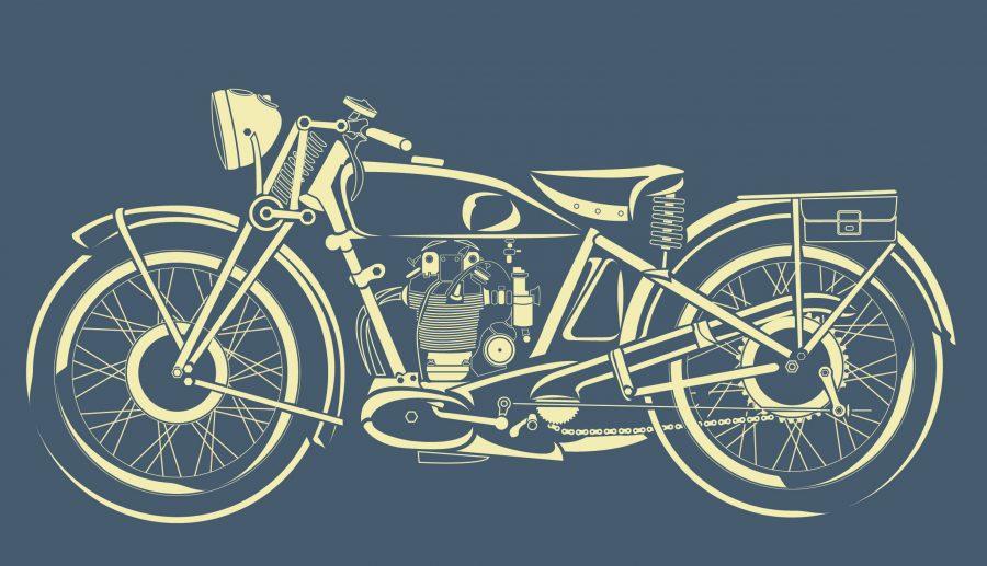 Classic-Motobike-Illustration