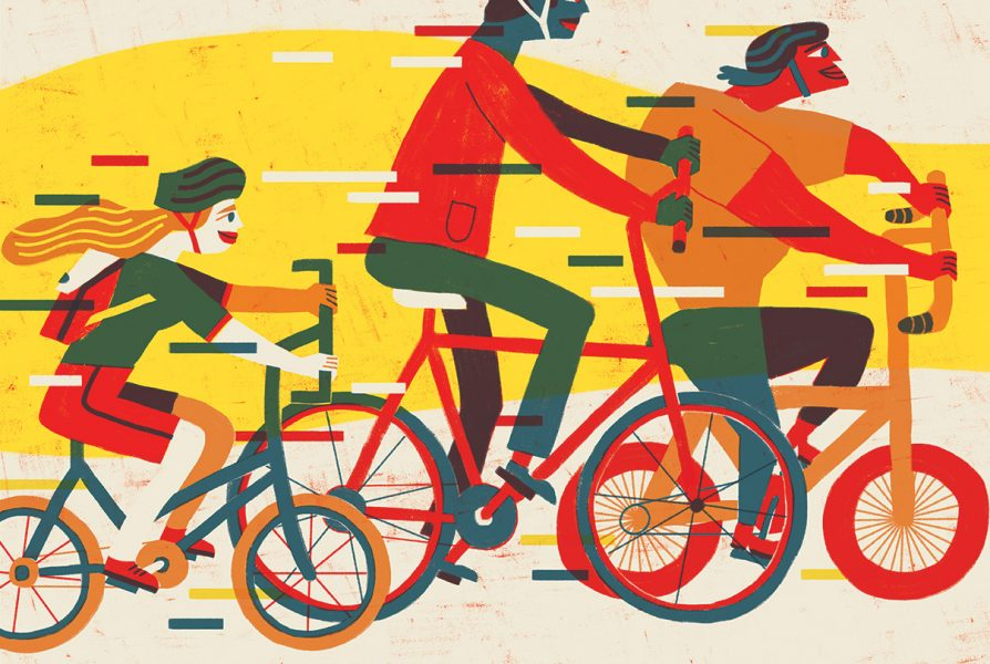 Cycling for all shapes and sizes
