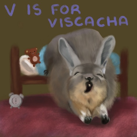 V_Is_For_Viscacha