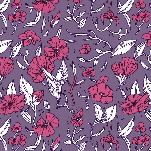 Blossom Surface Pattern Design