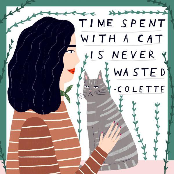 Colette quote