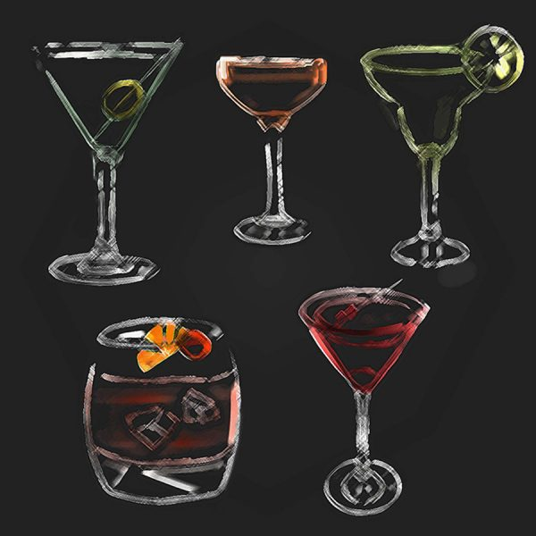 Night Cocktails