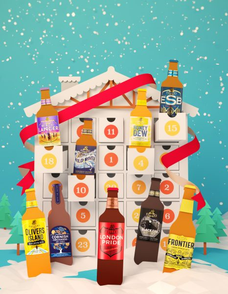 Advent Calendar / Fullers