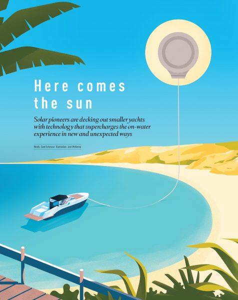 Solar Boats / Boat International