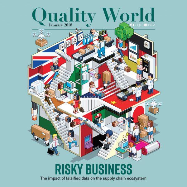Risky Business / Quality World