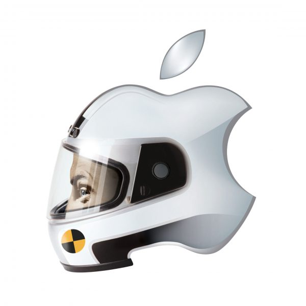 Apple Car Helmet WS Journal