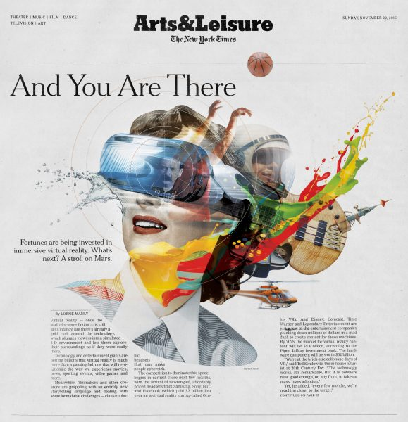 VR Today / The New York Times