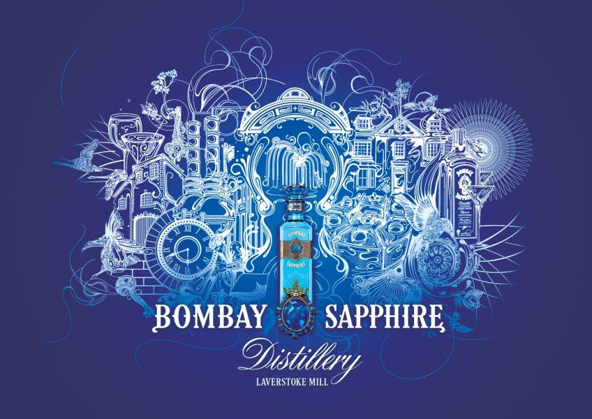 Bombay Sapphire Spread