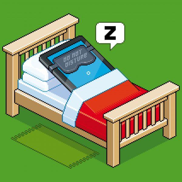 Use Sleep Mode to Save Battery Life