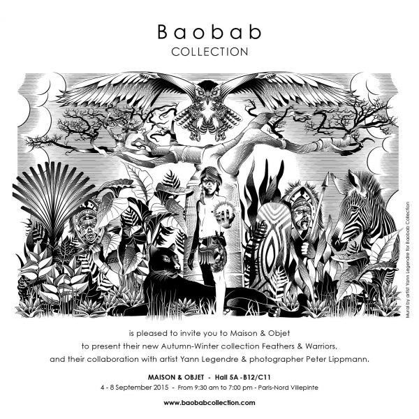 Feathers & Warriors / Baobab Collection