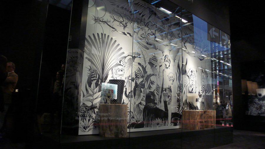 Window / Baobab 2015