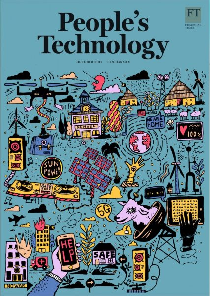 People's Technology / Financial Times