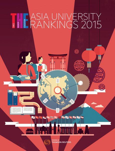 Asia University Rankings