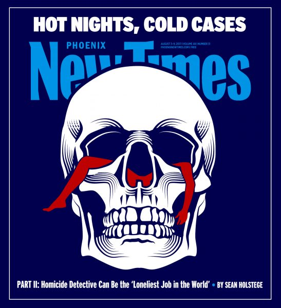 Hot Nights, Cold Cases / Phoenix New Times