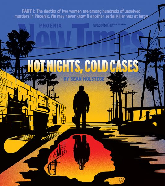 Not Nights, Cold Cases 2 / Phoenix Times