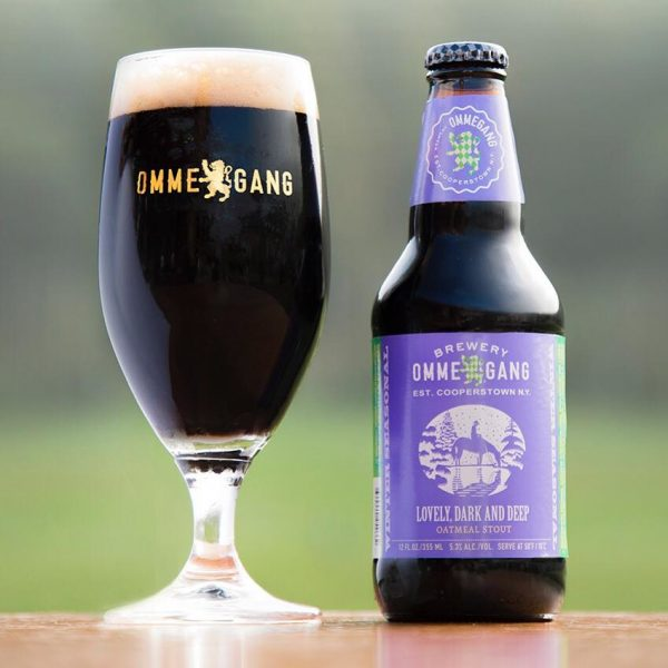 Lovely, Dark and Deep / Ommegang