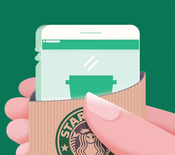 Starbucks / Fortune Magazine