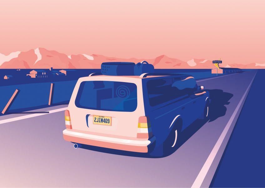 Roadtrip / Mic