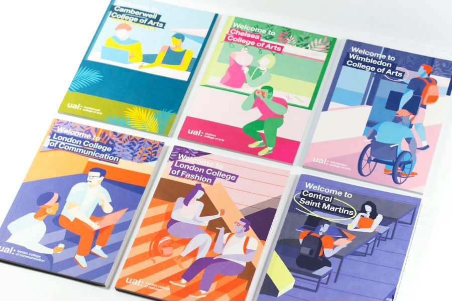 Welcome Booklets / UAL