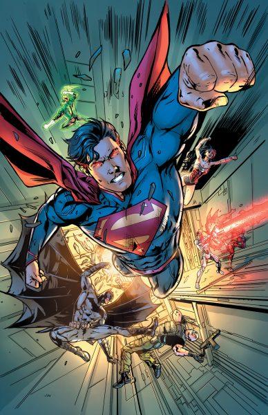 Justice League America 6