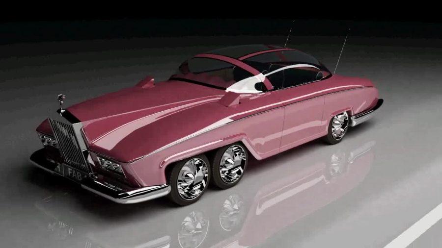 Thunderbirds / FAB 1 Car
