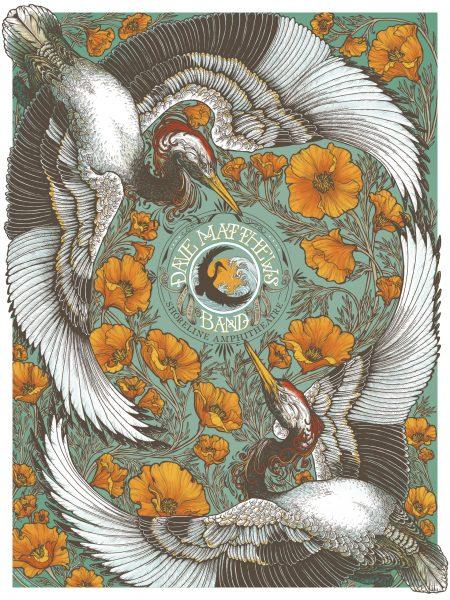 Dave Matthews Band / Shoreline Amphitheatre 2015
