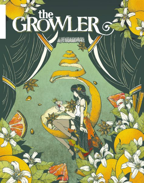 Growler Magazine / November / The Cocktail Issue