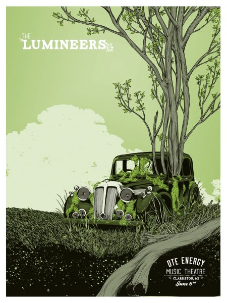 The Lumineers / DTE Energy Center