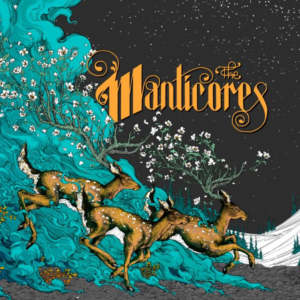 The Manticores / Album Artwork