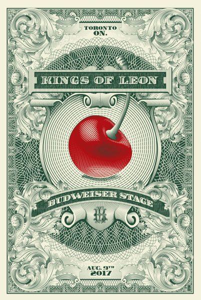 Kings of Leon 2017 US Tour Toronto