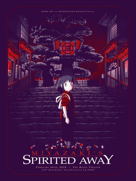 Miyazaki Spirited Away