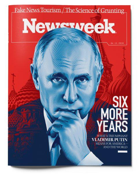 Putin / Newsweek