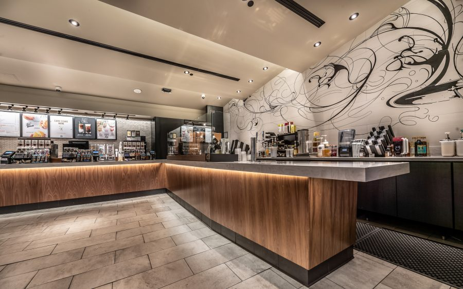 MGM Grand Las Vegas / Starbucks