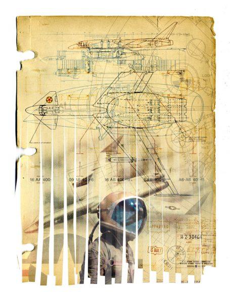 X - 6 Airplane / Pilot Magazine