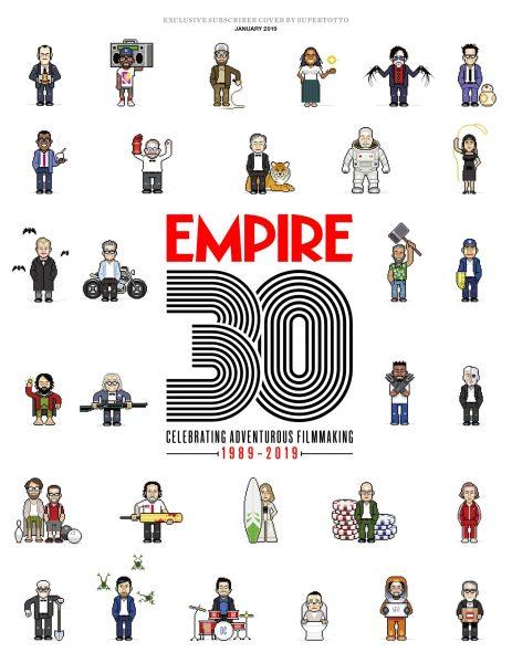 Empire 30th Birthday