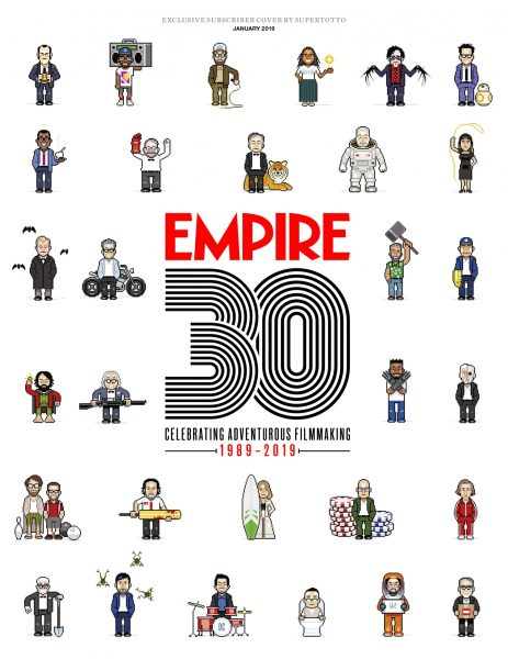Empire 30th Birthday