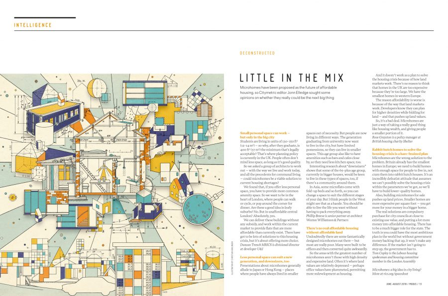Microhomes / Modus Magazine