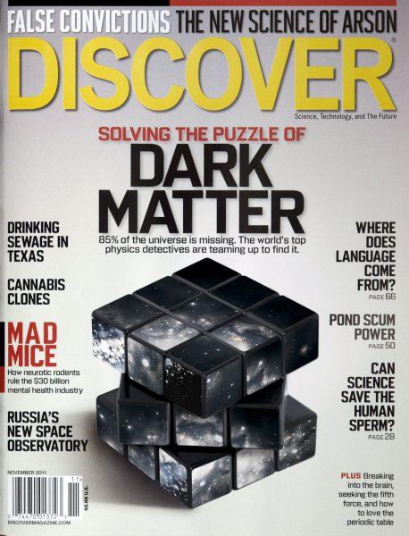 Discover Dark Matter