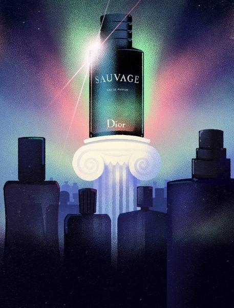 Dior / GQ Magazine