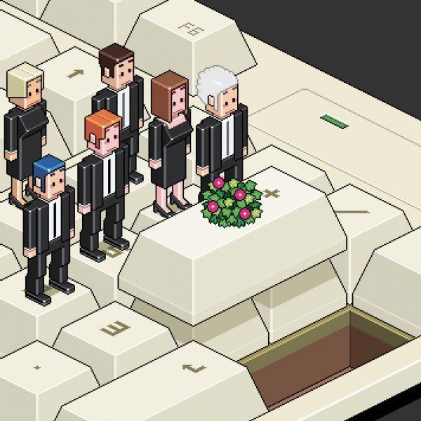 Keyboard Funeral